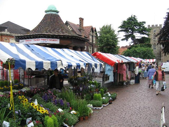 Enfield Market Square