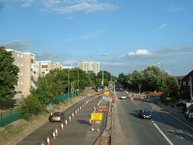 Bursledon Road, Southampton