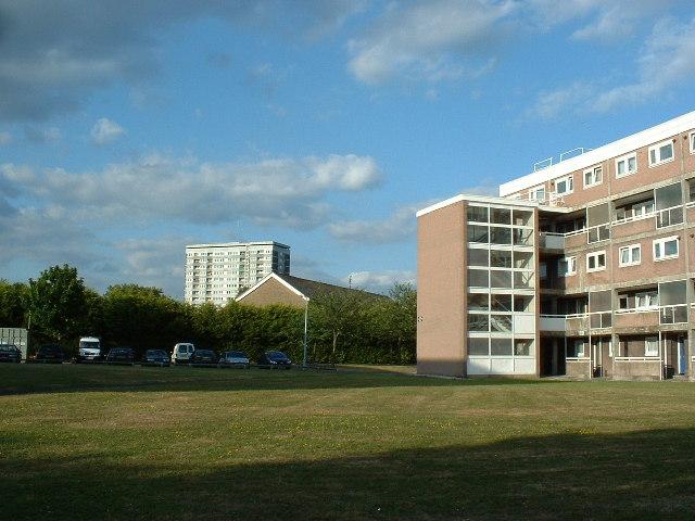Hightown Estate, Southampton