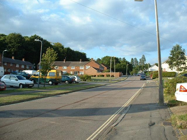 Cheriton Avenue, Harefield, Southampton