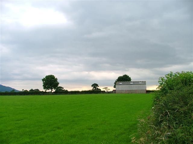 Barn near Faceby Grange