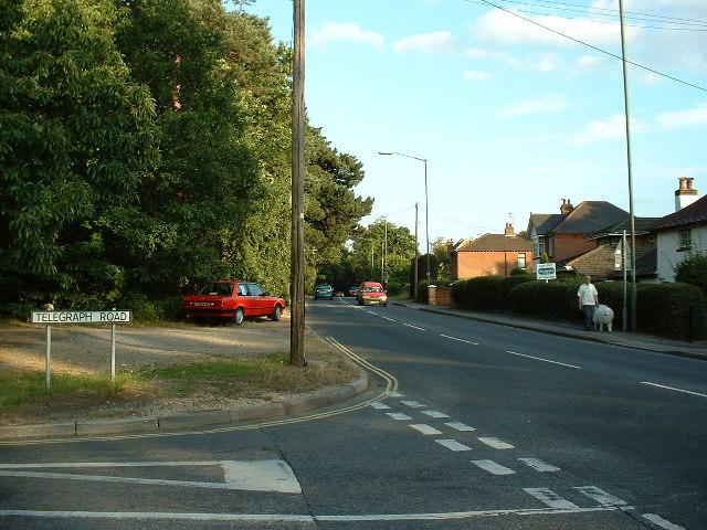 Moorhill Road, West End, Southampton