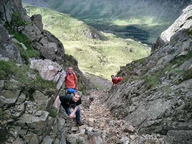 Kirk Fell Crags