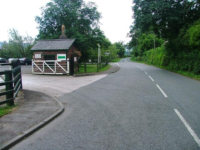 Old Railway Company Hut, Potto Station