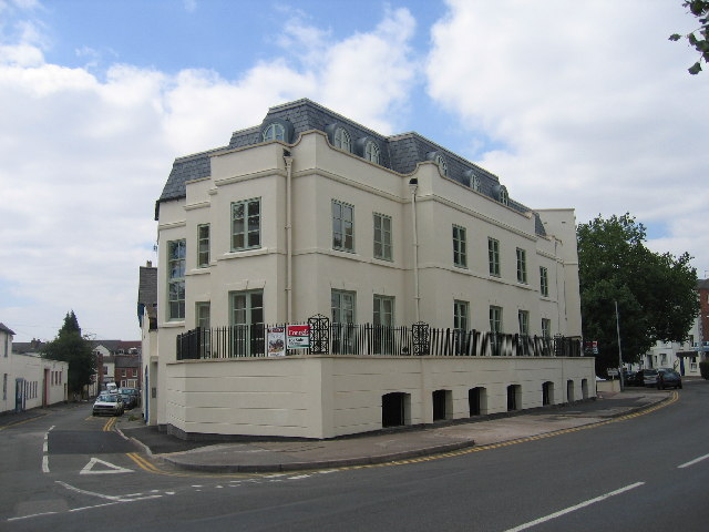 William Thomas House, Warwick Street, Royal Leamington Spa