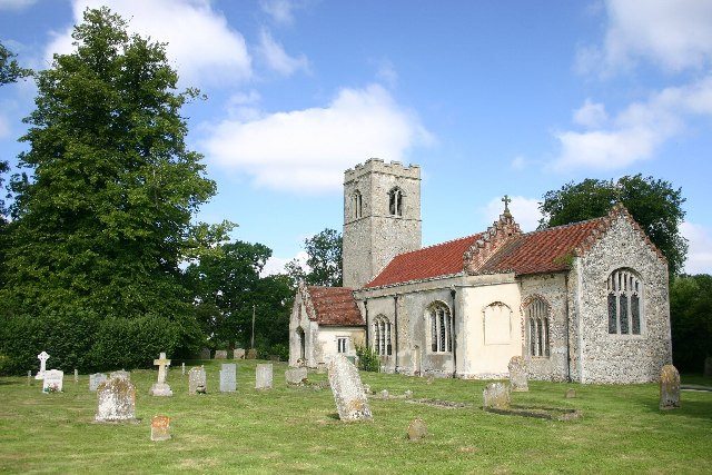 Rushbrooke Church