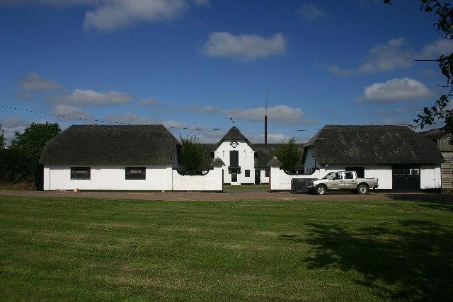 Home Farm, Rushbrooke