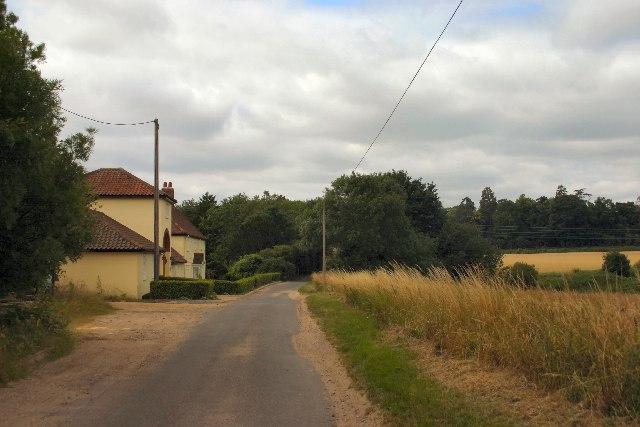 Bridge Farm, Rushbrooke