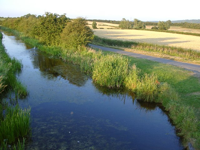 Grantham Canal from Stathern Bridge