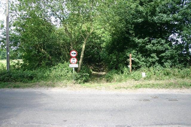 Byway to Little Whelnetham