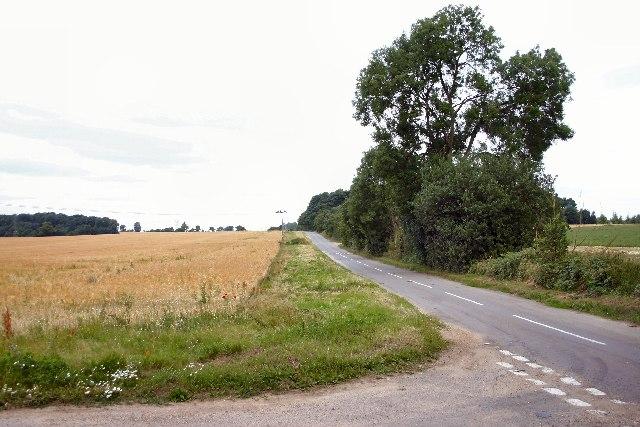 Blackthorpe Lane