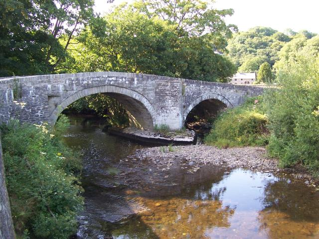 Bridge at Nevern