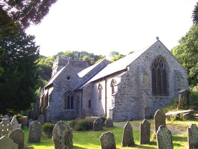 Church of St. Brynach, Nevern