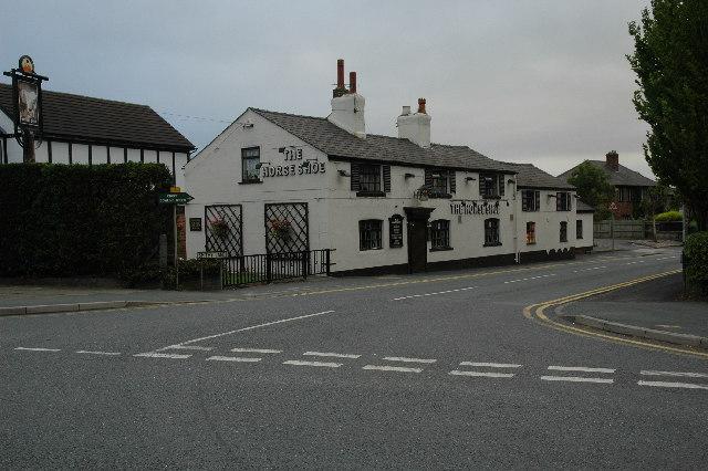 The Horse Shoe, Croft