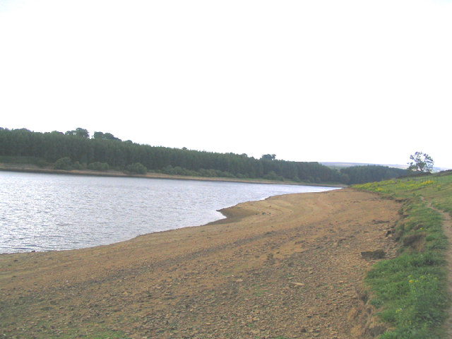 Thruscross Reservoir