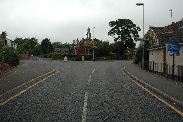 Road Junction, Croft