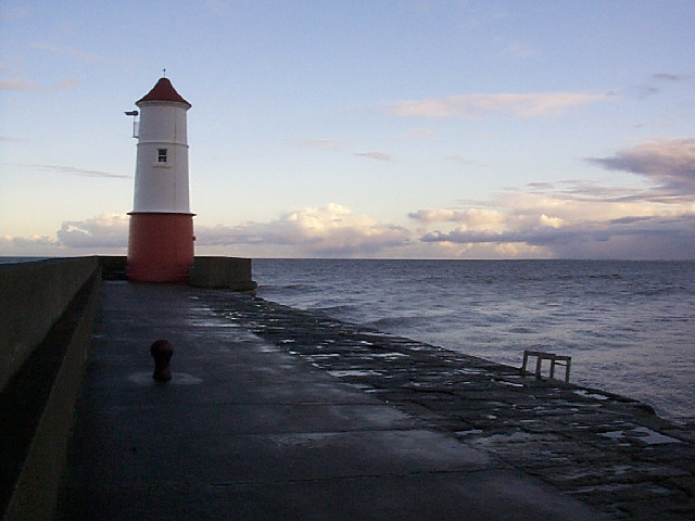 Berwick Pier Lighthouse, Berwick upon Tweed