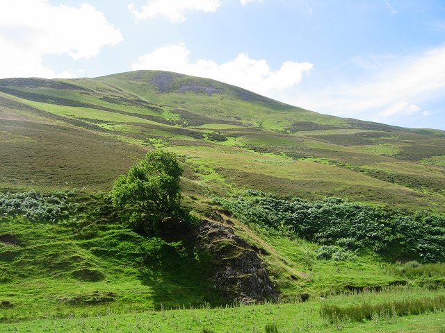 Carnethy Hill