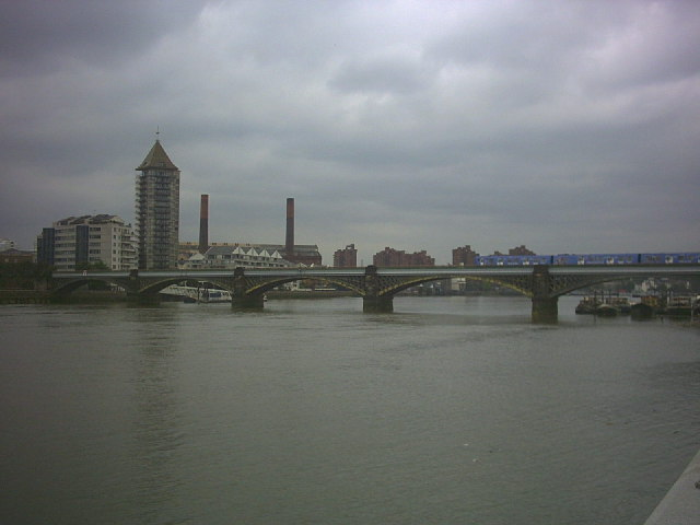 Battersea Reach