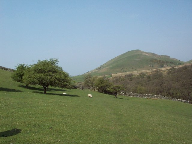 Knock Pike from Great Rundale