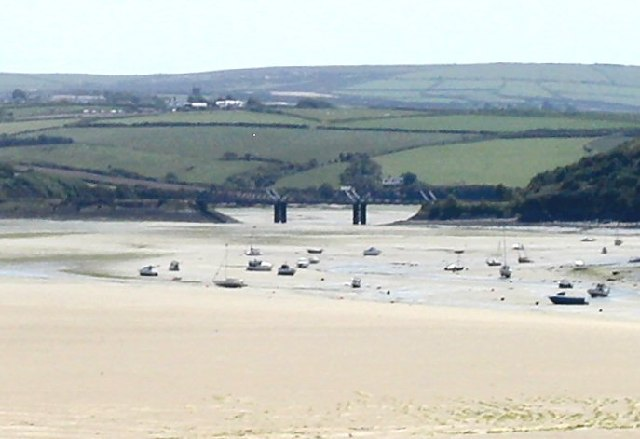 Camel Trail, Padstow