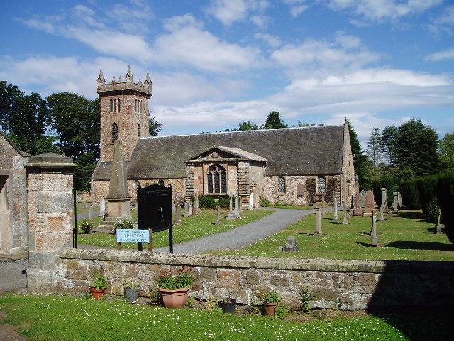 Dirleton Parish Church