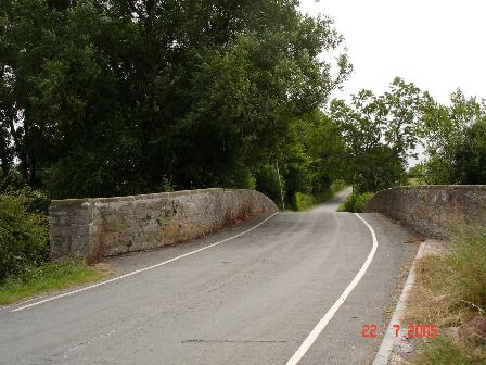 Bridge over the River Clwyd