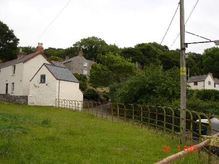 Cottages at Graig