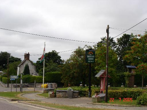 Rhuallt village centre