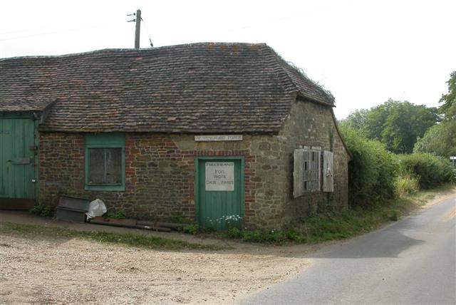 Huntingford Forge