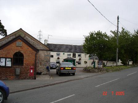 Tremeirchion village centre