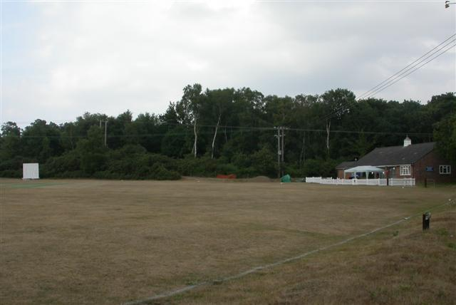 Lindford Cricket Pitch