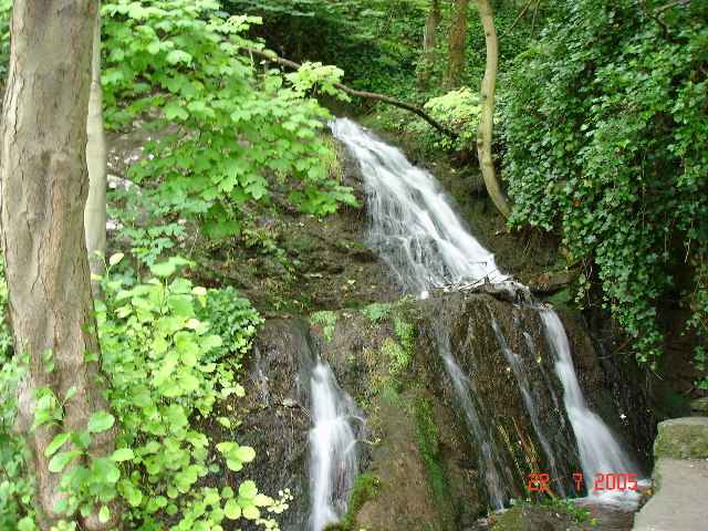 Dyserth Waterfalls