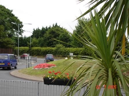 Rhuddlan roundabout
