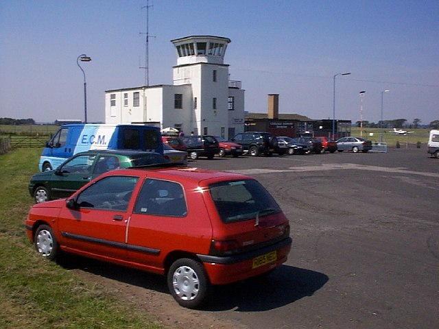 Carlisle Airfield Control Tower