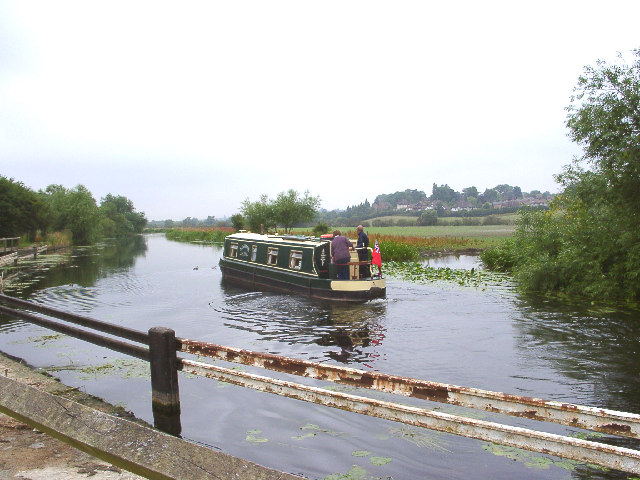River Soar/Grand Union Canal, Watermead Country Park, Leicester