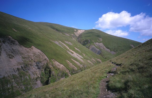 Capel Fell from the Selcoth Burn