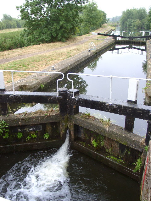 Birstall Lock, Watermead Country Park
