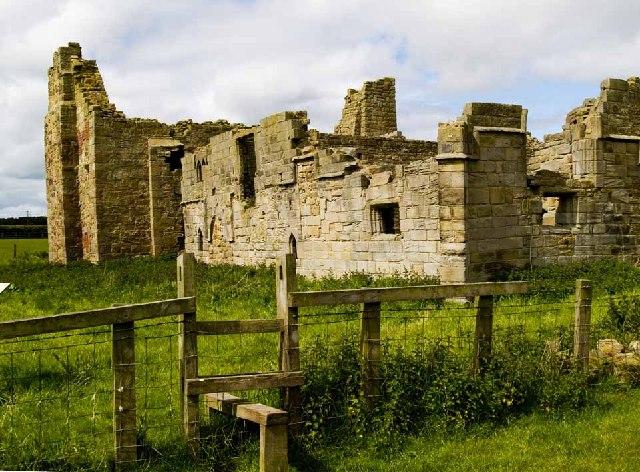 Low Chibburn Hospitallers Preceptory