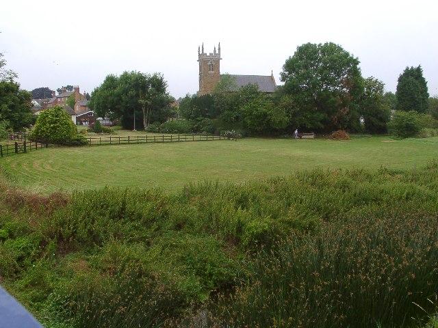 Holy Trinity Church, Thrussington