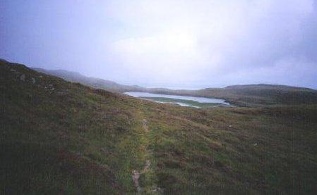 Loch Airidh a' Chruidh