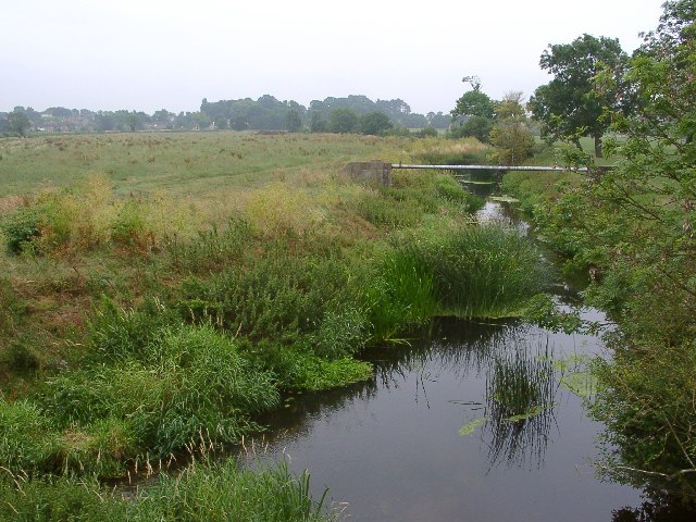 River Wreake, Thrussington