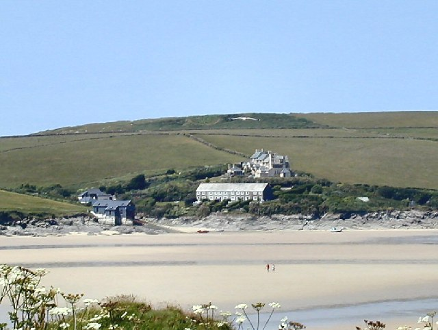 Coastguard Station at Hawker's Cove