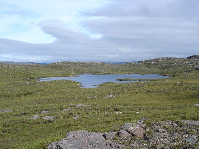 Loch na h-Uamhaidh Moire