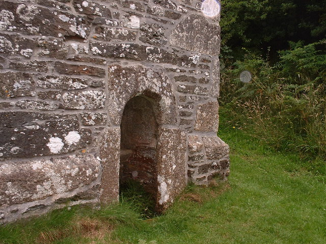 Holy Well near St Clether