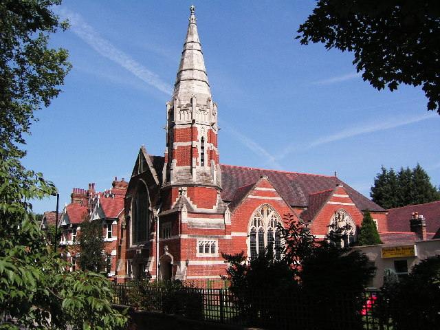 Moravian Church, Priory Road , Hornsey