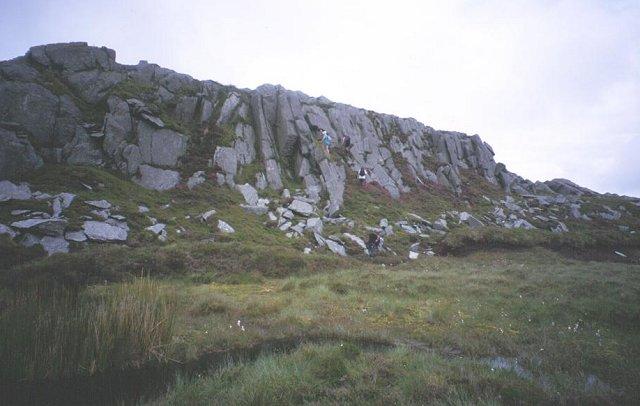 Cruach Lusach