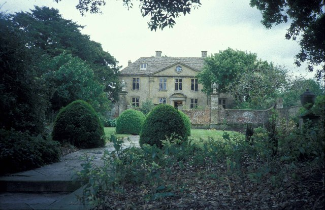 The manor house at Tintinhull