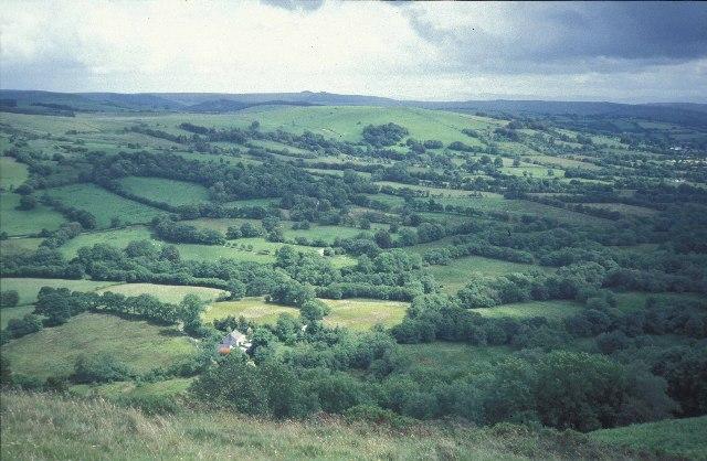 Twrch valley