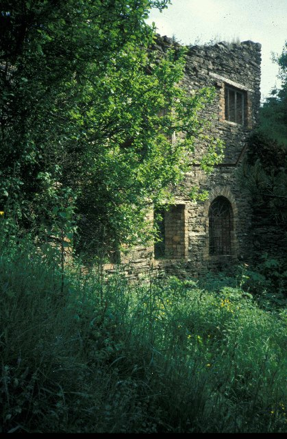 Winding house on Brendon Hill